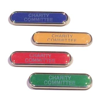 CHARITY COMMITTEE badge